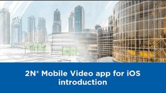 2N モバイルビデオアプリiOS