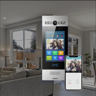 スマートインターフォンアプリ