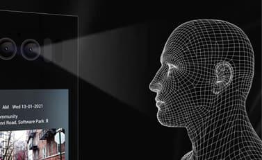顔認証でのオートロック解錠