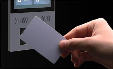 交通系カードでのオートロック解錠