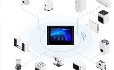 クラウドシステムで遠隔管理が可能(インターネットへの接続が必要です。)